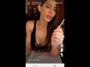 Madison Ivy does arts and crafts