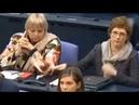 Claudia Roth bekommt DROGEN im BUNDESTAG