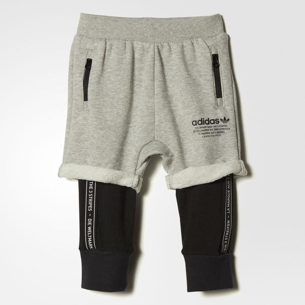 Комплект: шорты и леггинсы