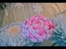 Цветок Кудряш из гофро. бумаги.