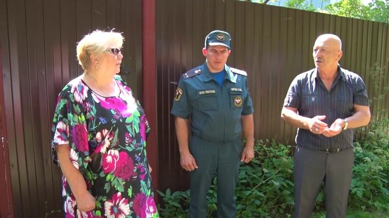 В Можайском городском округе осмотрели состояние лесного фонда