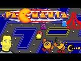 Pacmania on the Atari ST retro gaming
