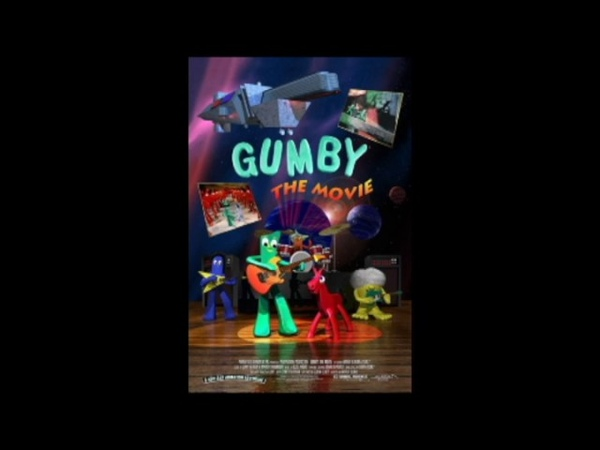 Gumby The Movie Soundtrack This Way'N That