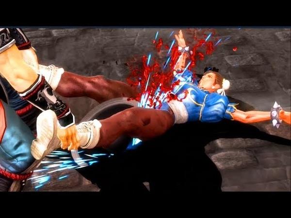 Mortal Kombat IX All Fatalities on CHUN LI PC Komplete Edition - MK9