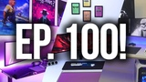 Room Tour Project 100! BEST OF THE BEST GAMING SETUPS!