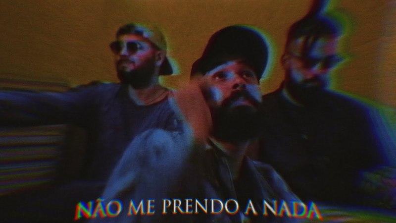 Beli Remour - Não Me Prendo a Nada Feat. Makalister e Arit (Clipe Oficial)