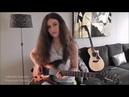 Прекрасный гитарный кавер от Габриеллы!