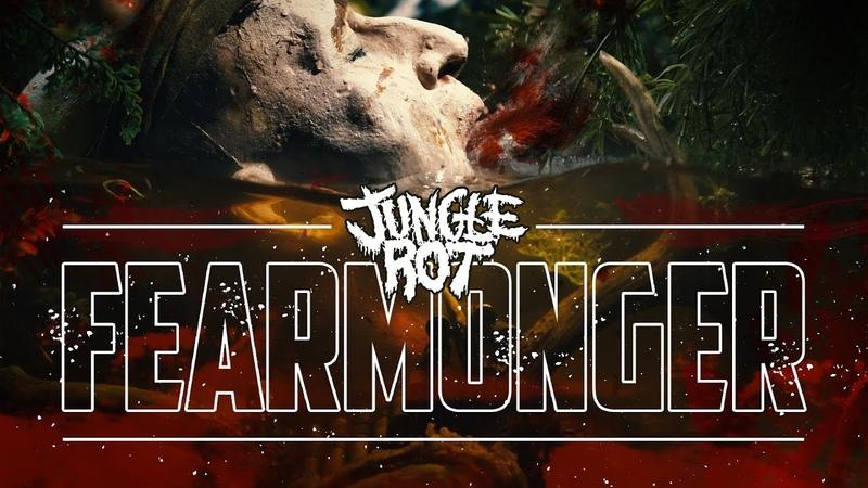 JUNGLE ROT - Fearmonger ( Jungle Rot-2018)