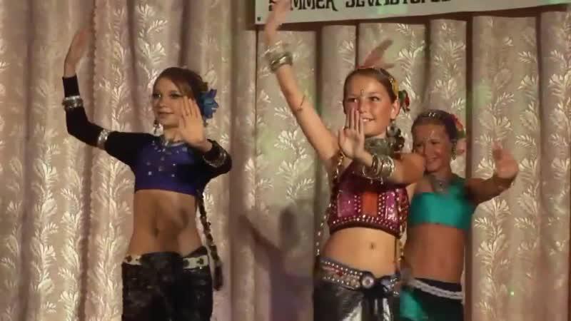 """Детская студия танца """"Орион"""" (Севастополь) @ Гала шоу Трайбл фестиваля в Севастополе, 2013"""