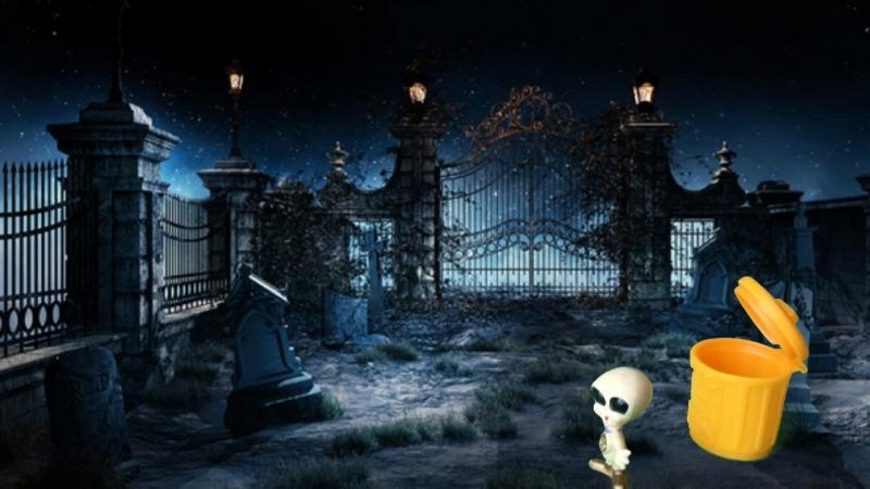 Хэллоуинская истрия