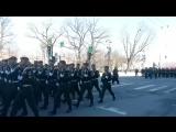 ВА МТО  парад 2018 спб