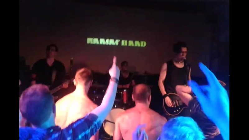 Ramm band Tribute to Rammstein Stripped Depeche Mode cover
