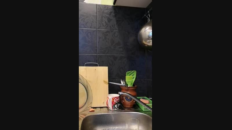 Мою посуду салфеткой б Салфетка для мытья посуды AQUAMAGIC ABSOLUTE