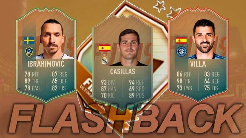 FIFA 19 СБОРКА CASILLAS 91 и IBRAHIMOVIC 92