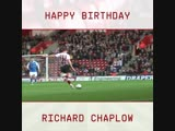 Join us in wishing a very happy birthday to former SaintsFC midfielder @Rchap04, as he turns 34! .mp4