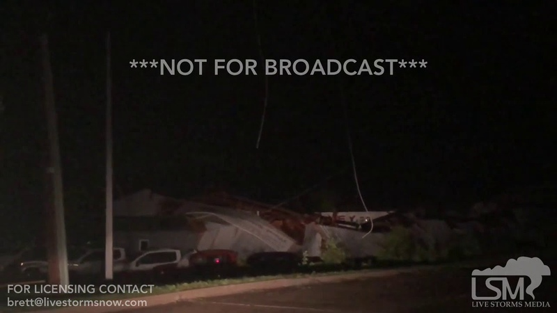 05-23-19 Jefferson City, Missouri-Significant Tornado damage