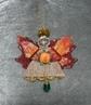 DIY~Beautiful And EASY Fall Angel Ornament!