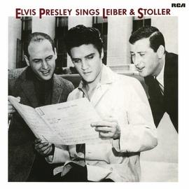 Elvis Presley альбом Elvis Sings Leiber and Stoller