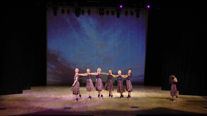 Студия танца «Багира», г. Саранск - «Ты возьми меня с собой»