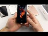 Точная копия iPhone 7 (Android 7.0, nano-sim, оболочка iOS11) / Лучший китайский айфон 7