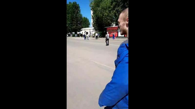 праздник кировского завода