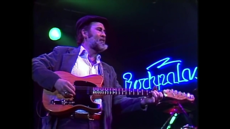 ROY BUCHANAN Live at Rockpalast 1985