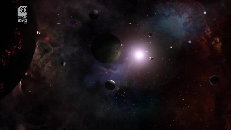 Как устроена Вселенная Темнейшая история Солнечной системы 2018 HD 720