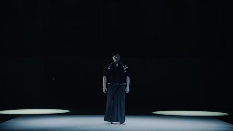 Мастер Иайдо Исао Мачии
