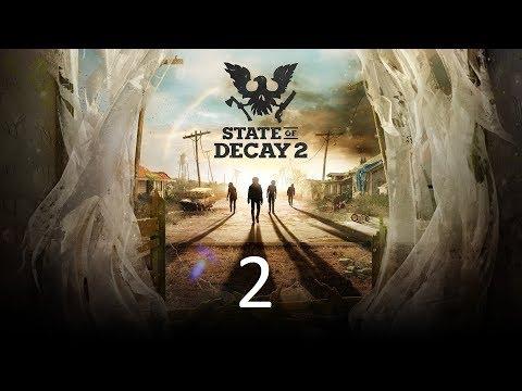State of decay 2 прохождение часть 2
