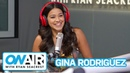 Gina Rodriguez Talks Lingerie Jane The Virgin S 2 On Air with Ryan Seacrest