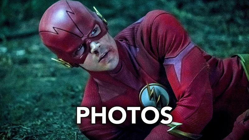 The Flash 5x03 Promotional Photos The Death of Vibe HD