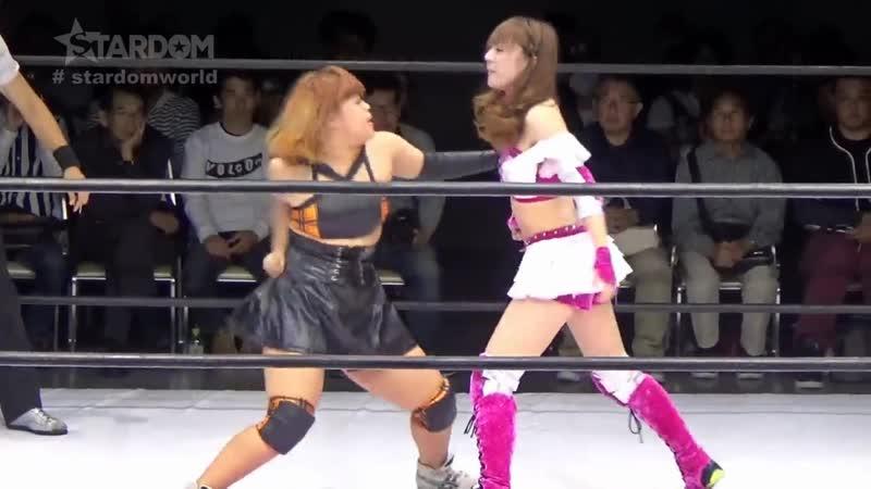Ruaka vs. Shiki Shibusawa - Stardom Goddesses Of Stardom 2018 - Tag 3 (Afternoon Show)