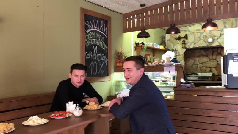 Интервью - Анвар Нургалиев в Тәмле - tatar food 15.11.2018г.