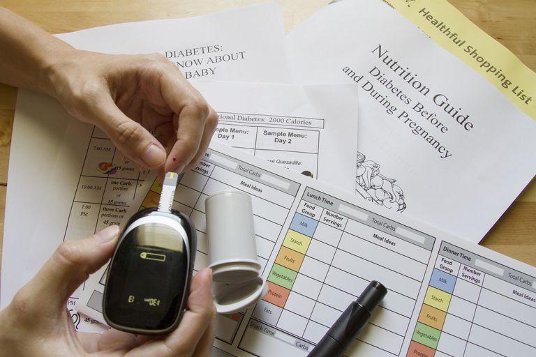 Гестационный диабет (ГД) при беременности