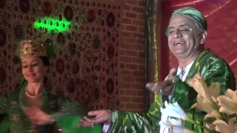 Нишонджон Атамурадов-Навруз