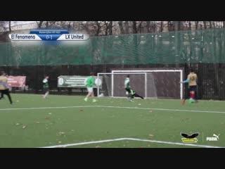 8. Роман Абрамов (LX United)