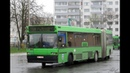 Поездка на автобусе МАЗ 105 гос № КЕ 8097