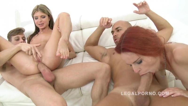 Gina Gerson, Susana Melo All Sex, Gonzo, Anal, DP,