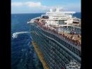 "Величайшее круизное судно ""Allure of the Seas"""