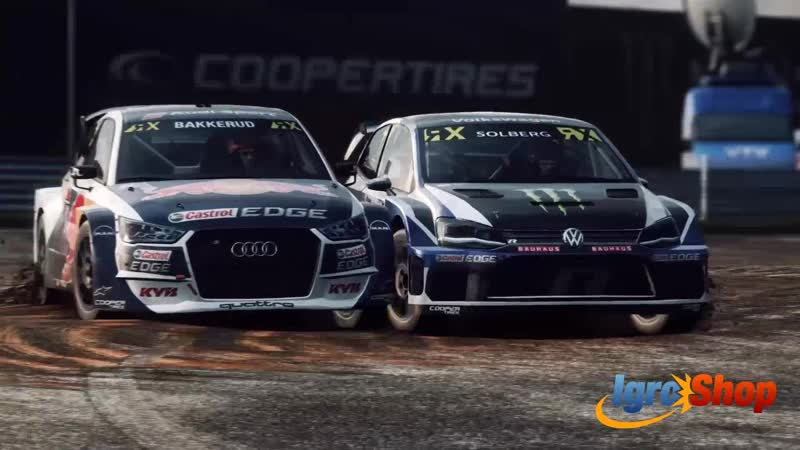 World RX in Motion DiRT Rally 2.0