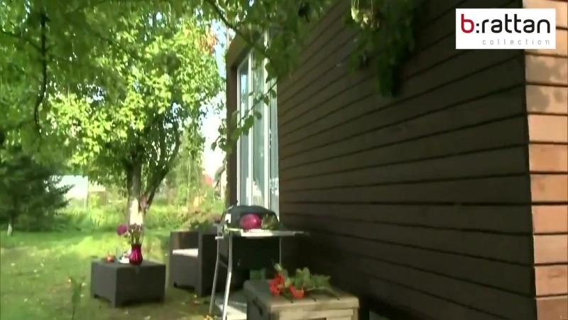 Передача «Фазенда»- Дом контейнер с мебелью «Nebraska».(1)