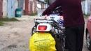 Мигающий стоп сигнал на мотоцикл Работает и со светодиодами и с лампами накаливания