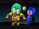 Супер Супер сила Гекко. Новая серия о героях в масках