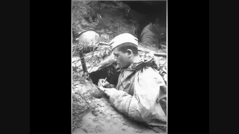 Russian War Song Hello Mom, Im writing You a Letter Chechen War