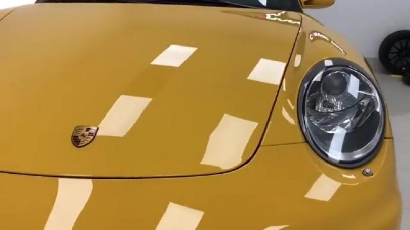 C Ceramic Pro яркий автомобиль будет всегда