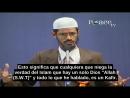¿El Concepto Islámico De Kafir Está En Contra De La Hermandad Universal Zakir naik via
