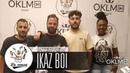 IKAZ BOI Beatmaker pour Damso Hamza Joke 13Block LaSauce sur OKLM Radio 28 07 18 OKLM TV