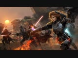 STAR WARS- The Old Republic (Knights of the Eternal Throne Betrayed )Трейлер CGI видео 5