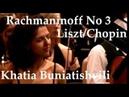 Khatia Buniatishvili Rachmaninoff Piano Concerto No 3
