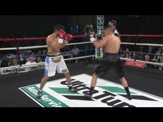 Тим Цзю vs Маркос Корнехо (Tim Tszyu vs Marcos Jesus Cornejo) 08.09.2018